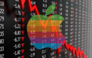 Apple Stock Drop