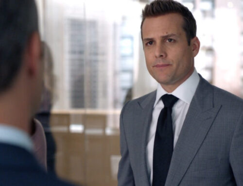 Harvey Specter Suits, How Much Money Does Harvey Specter Have?