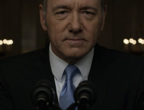 Frank Underwood House of Cards, Lessons from the President of the United States