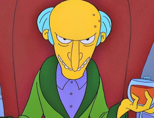 How Much Money Does Mr. Burns Have?