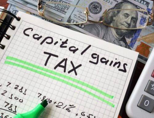 How Much Can I Deduct from a Capital Loss?